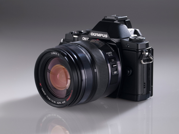 Panasonic Vario12-3mm, Olympus OMD