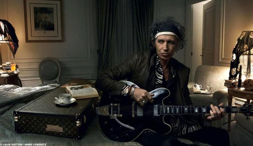 Annie Leibovitz Rolling Stones Photography