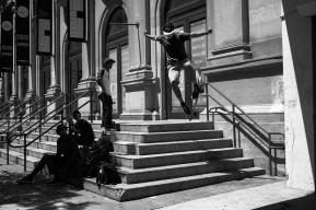 Fuji XE2, XF27mm, Street Photography, Downtown Miami