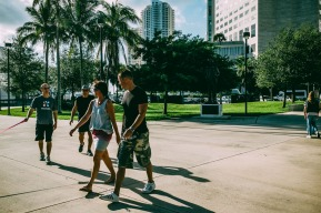 A walk around Downtown, Miami