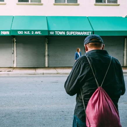 A walk around Downtown, Miami